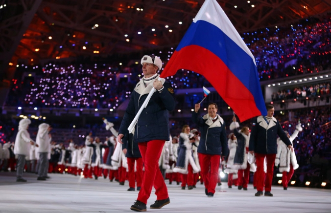 2014 Winter Olympic Games - Opening Ceremony