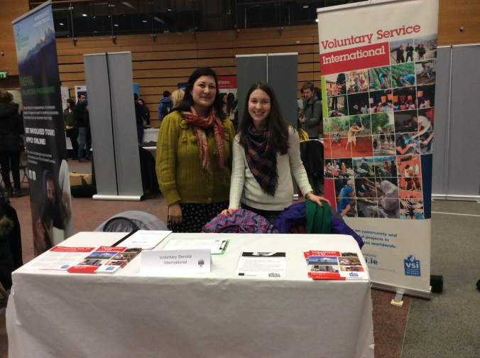 Fair in UCD 03 Feb 2015